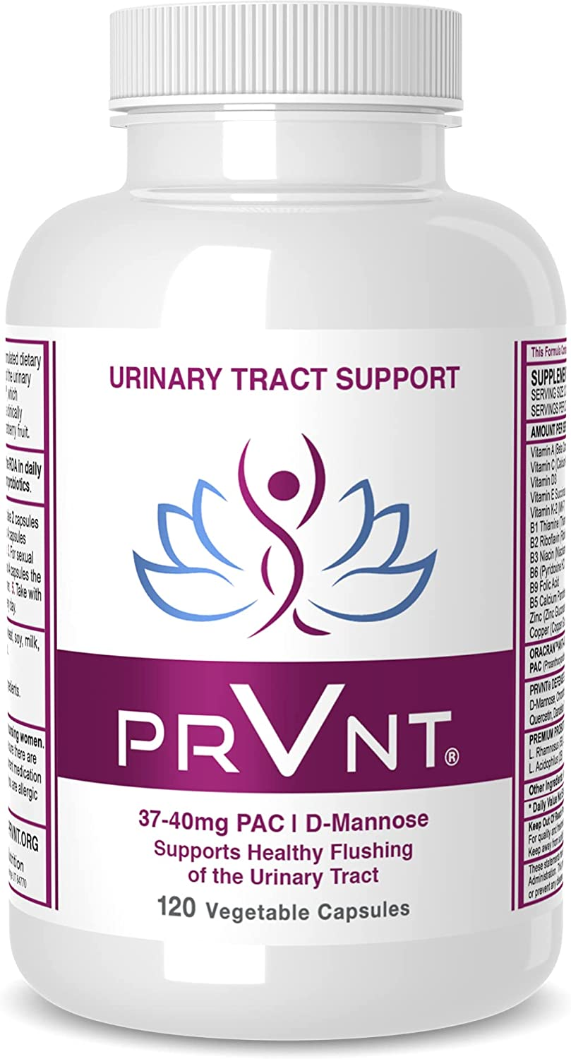 PRVNT Most Powerful Cranberry Supplement The Max Dallas Mall 61% OFF Urinary Tract for