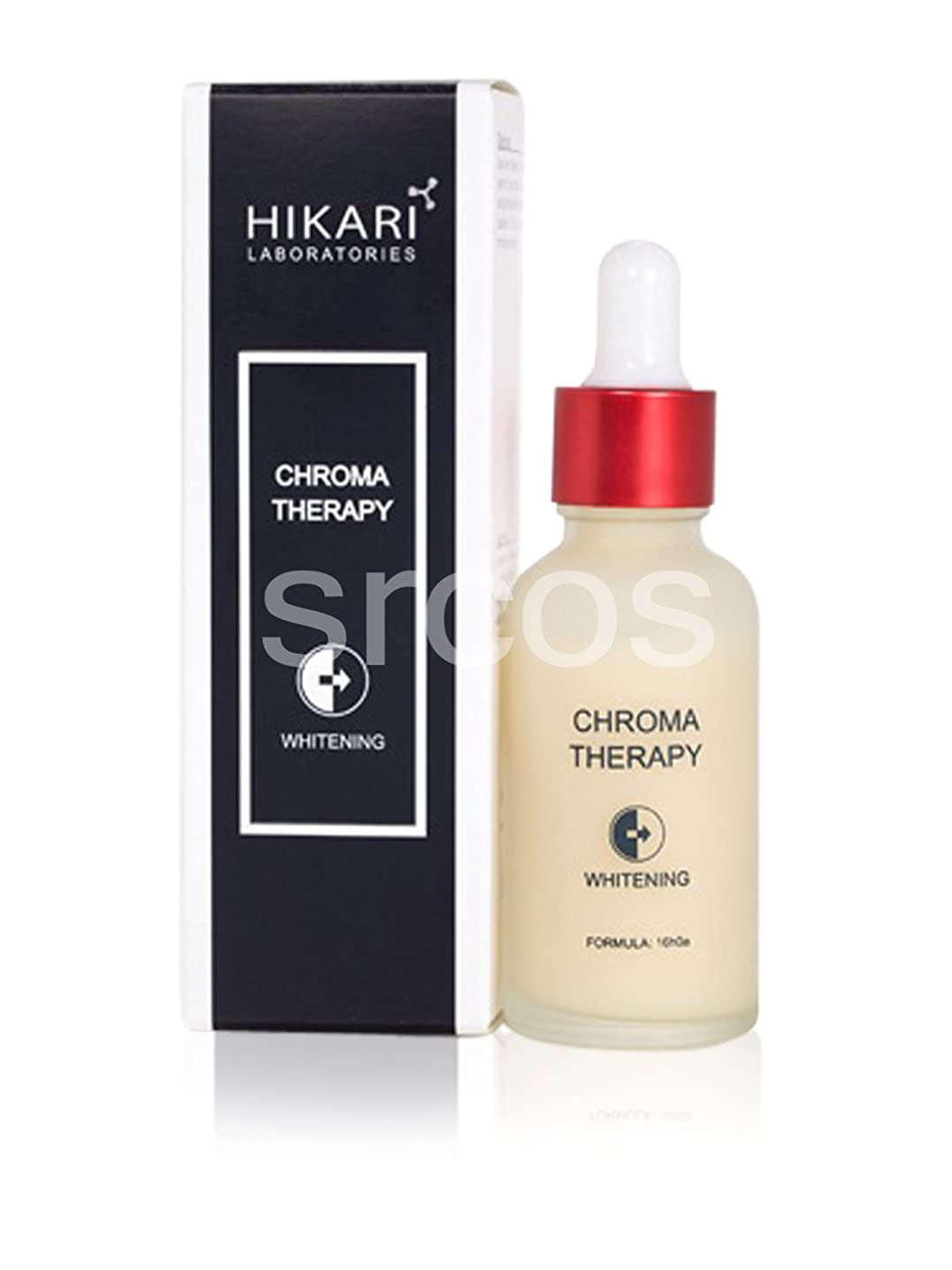 脚差メディアHikari Whitening Chroma Therapy serum 30ml