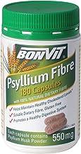 Bonvit 550mg Psyllium Fibre 180 Capsules, 180 count