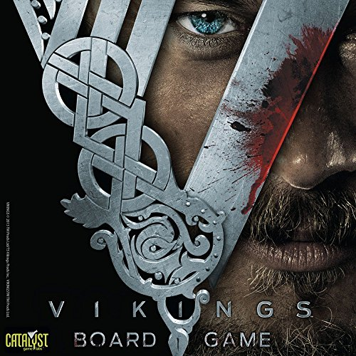 Catalyst Game Labs CAT77000 - Vikings: The Boardgame, Familien Strategiespiele
