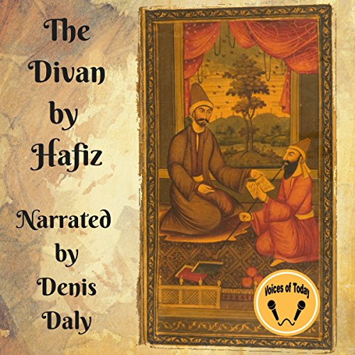The Divan by Hafiz audiobook cover art