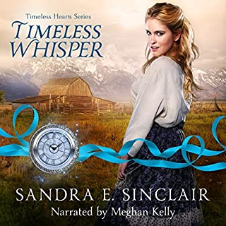 Timeless Whisper audiobook cover art