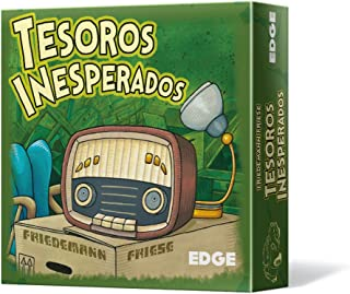 Edge Entertainment- Tesoros inesperados - Español, Color (