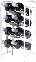 Wine Rack Wine Rack Wine Racks Wine Rack Storage for Bar Basement Wine Cellar Kitchen Dining Room Foldable Wine Bottles Ho...