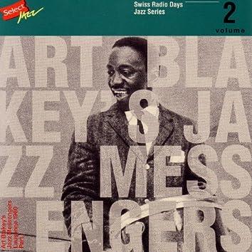 Art Blakey's Jazz Messengers, Lausanne 1960 Part 1 / Swiss Radio Days, Jazz Series vol.2