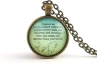 disney brave bear necklace