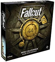 FFG Fallout: The Board Game California Expansion