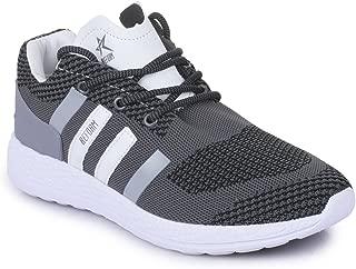 REFOAM Men's Grey Sports Shoe