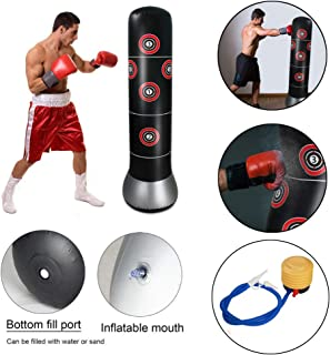Boxer 1.5ft BONK FIT Kids Inflatable Punching Bag PVC-Free Washable Cover