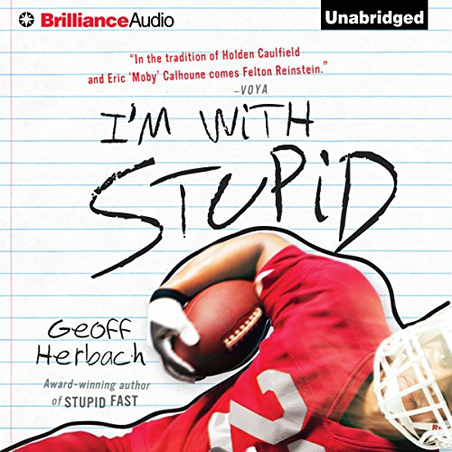 I'm With Stupid audiobook cover art