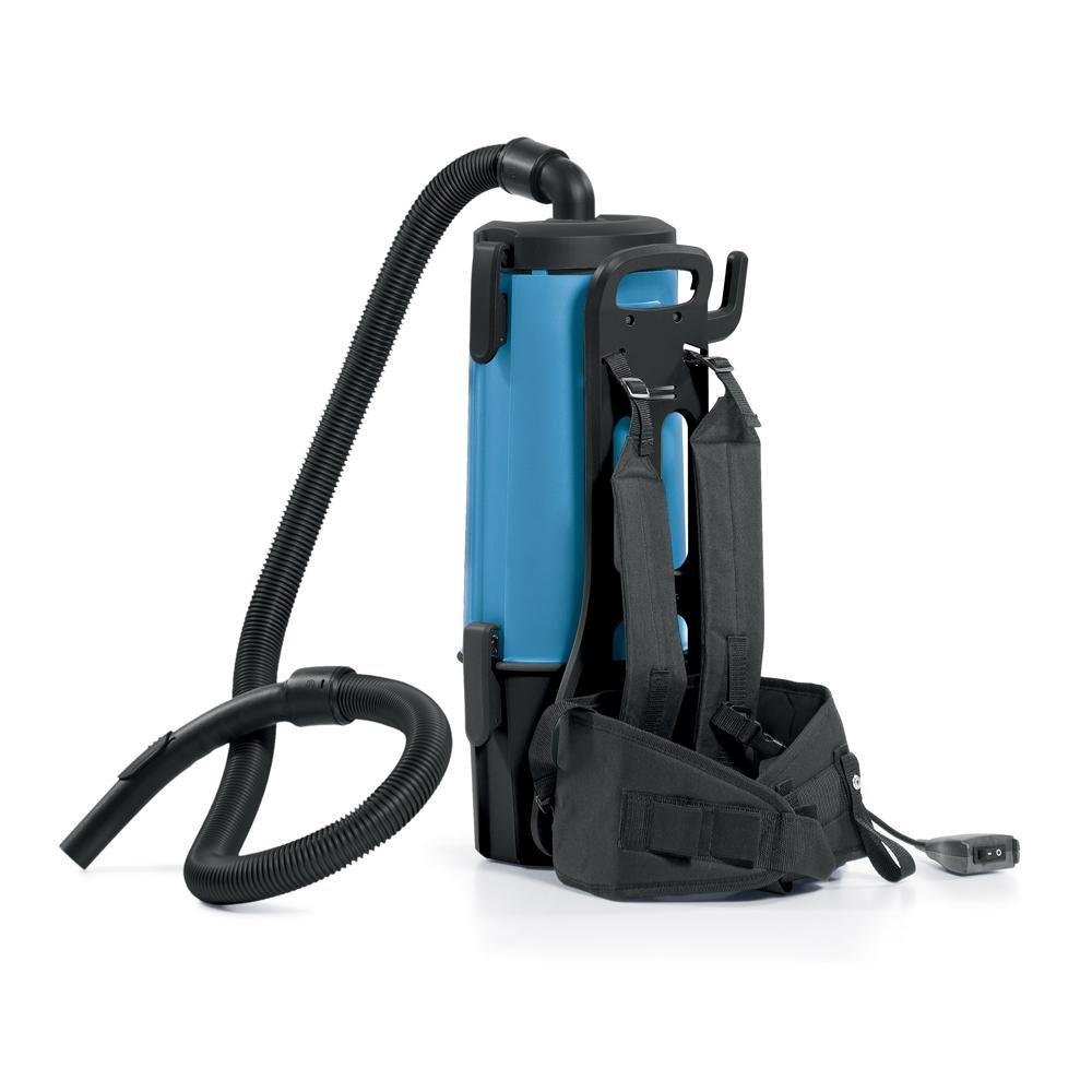 fimap Mochila Aspiradora fv9 con cable de 15 m Incluye Accesorios + 10 x I.Q. bolsas de aspiradora: Amazon.es: Hogar