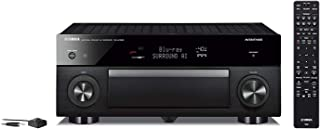 Yamaha Aventage Rx-A1080 7.2-Ch 4K Ultra HD AV Receiver with HDR