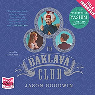 The Baklava Club cover art