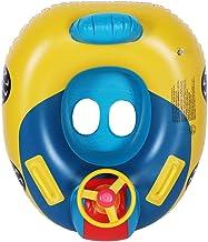 Zwemring, opblaasbare auto Baby Kids Peuter Zwemmen Float Seat Boot Zwembad Zwemring Zwemspeelgoed Veilig Waterdicht Duurz...