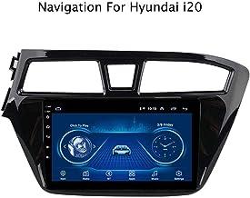 Radio del GPS para Hyundai i20 2015-2018 Soporte Wi-Fi/Bluetooth / / AUX/Dab/Rueda de Control USB/Android dejó Espejo 9 8,1