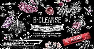 ビークレンズ B-CLENSE 【公式】 コンブチャ×チャコールクレンズ (30包入り) SNSで話題!
