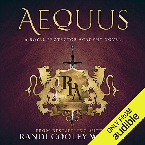 Aequus     A Royal Protector Academy Novel              By:                                                                                                                                 Randi Cooley Wilson                               Narrated by:                                                                                                                                 Lorenzo Matthews,                                                                                        Katie McAble                      Length: 7 hrs and 52 mins     109 ratings     Overall 4.7