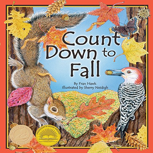 Count Down to Fall audiobook cover art