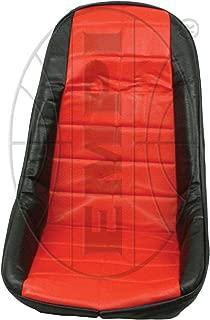 Empi 62-2611 Red Vinyl Low Back Bucket Seat Cover. Dune Buggy Vw Baja Bug, Each