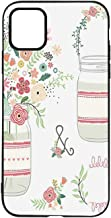 Wedding Flower Mason Jar iPhone 11 case,159585 Compatible with iPhone 11