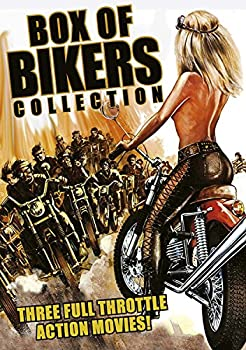 Box Of Bikers  3 Movie Pack