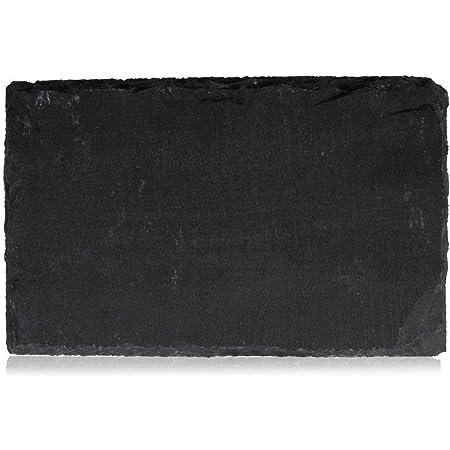 BNIB Natural Slate /& Bamboo Tapas Serving Board Platter