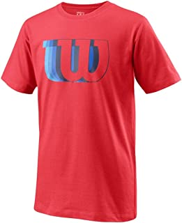 Wilson B Blur W Tech tee Camiseta