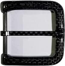 Ferrer Metal free Carbon Fiber Belt Buckle: Antiallergic: Non Metal: Airport