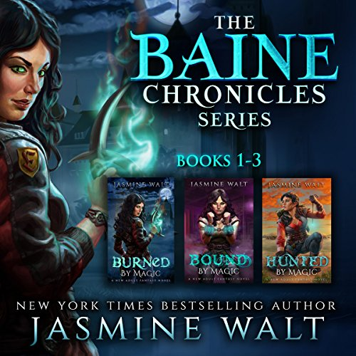 Couverture de The Baine Chronicles Series, Books 1-3