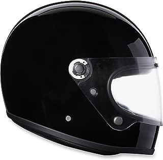 AGV 20001154I000208 Legends X3000 Black Helmet (Black, ML)