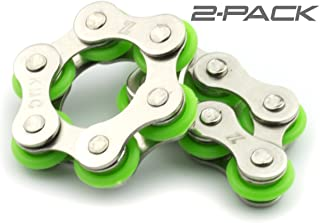 Roller Chain Fidget Toy Stress Reducer, ADHD, Anxiety, and Autism