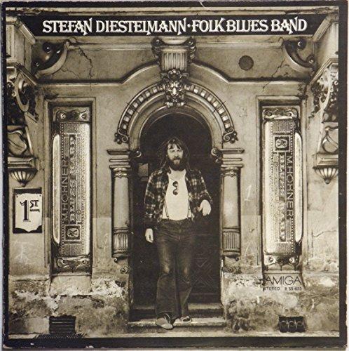 Stefan Diestelmann Folk Blues Band - Stefan Diestelmann Folk Blues Band - AMIGA - 8 55 633