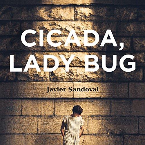 Cicada, Ladybug audiobook cover art