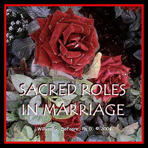 Sacred Roles in Marriage audiobook cover art