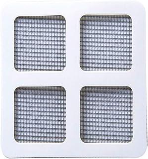 ksiuiue 網戸パッチ 網戸補修シート 網の修理 網戸 ステッカー 穴を修復する 防虫網 蚊を防ぐ 簡単取り付け 両面テープ付き 30枚入