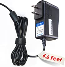 T-Power 6.6ft AC Adapter Compatible with PANASONIC Portable Mobile DVD PLAYER CGR-H703 DVD-LS80 LS82 DVD-LS85 LS86 LS90 LS...
