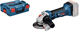 Bosch Professional GWS 18 V - LI Cordless Angle Grinder (without Battery and Charger), L - Boxx