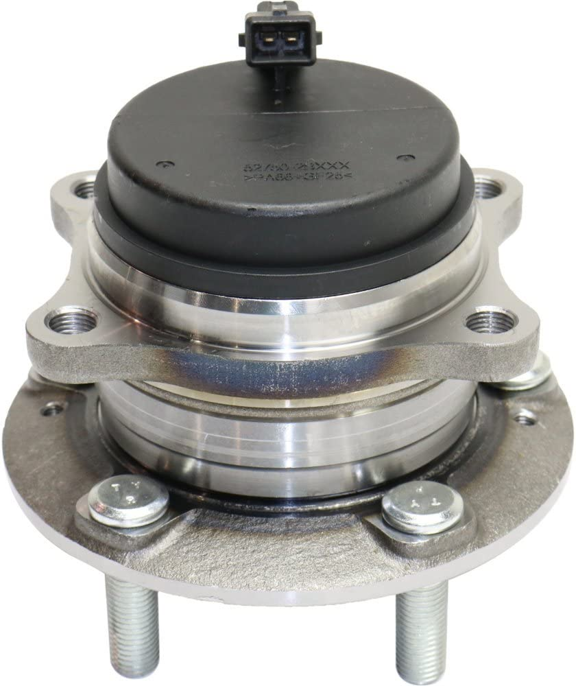 Evan-Fischer Over item handling Wheel Hub Elegant and Bearing compatible with Hyu 2007-2016