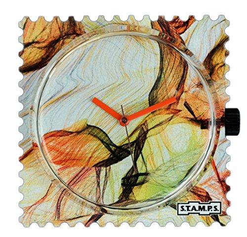 S.T.A.M.P.S. Stamps ZifferblattGone with The Wind mit zusätzlicher Batterie und Sticker