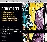 Krzysztof Penderecki: Werke für Streichorchester