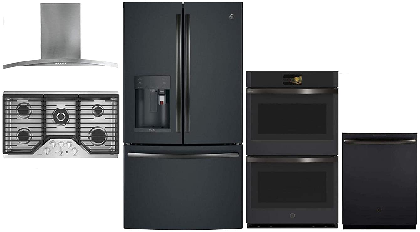 GE Profile5 Piece Kitchen Package with 36