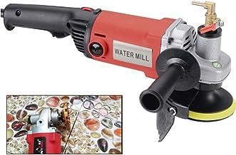 SenderPick Professional - Pulidora en húmedo (1400 W, eléctrico, velocidad variable, para mármol, baldosas de cemento, granito, terrazo)
