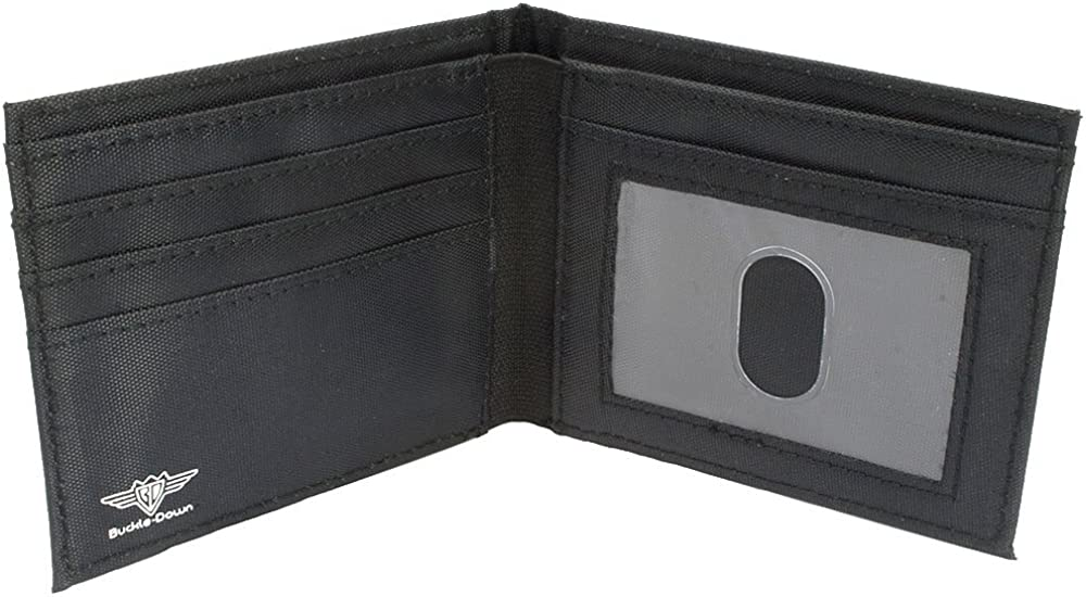 Buckle-Down Canvas Bi-fold Wallet - Classic Superman #1 Flying Cover Pos Accessory
