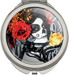 Best compact mirror tattoo Reviews