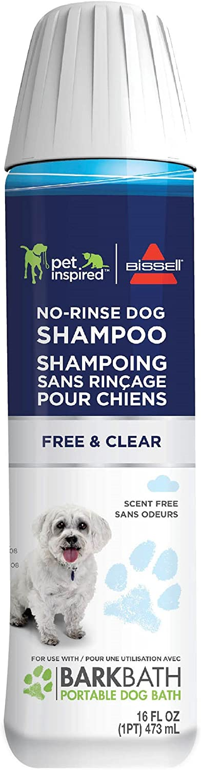 Bissell 2172A Free and Clear No Rinse Dog Shampoo