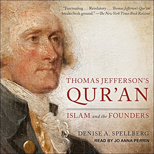 Thomas Jefferson's Qur'an cover art