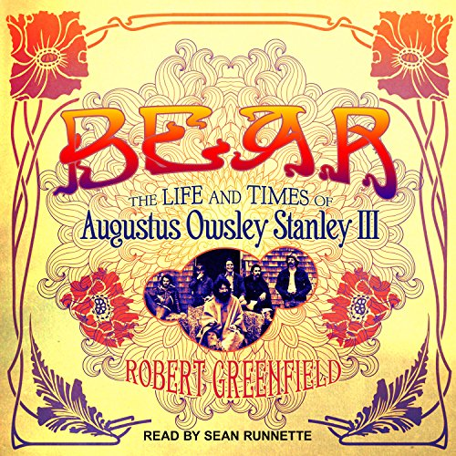 Bear audiobook cover art