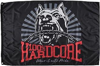 Cintur/ón de Tela The Brand 100/% Hardcore Gabber