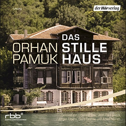 Das stille Haus audiobook cover art