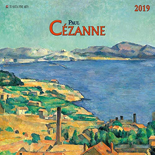 Paul Cezanne 2020: Kalender 2020 (Tushita Fine Arts)
